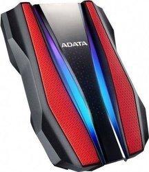 Dysk zewnętrzny ADATA HD770G 1TB 2.5'' HDD USB red