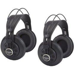 Słuchawki studyjne SAMSON SR850 50mm 32Ohm 2-pack