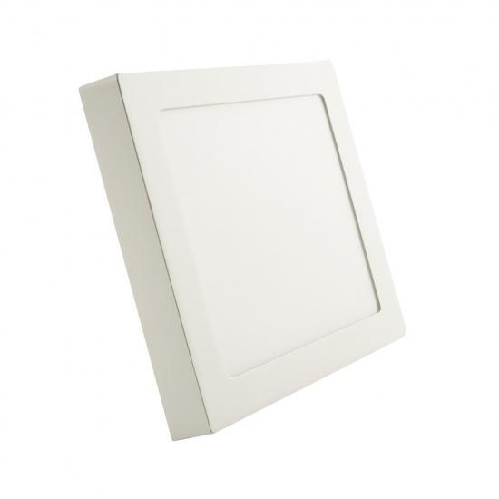 ART Panel LED, natynk. kwadrat.205*30,18W, W 4000K