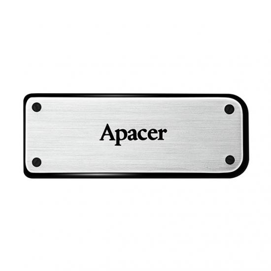 Apacer Pamięć USB AH328 16GB USB 2.0 Srebrna