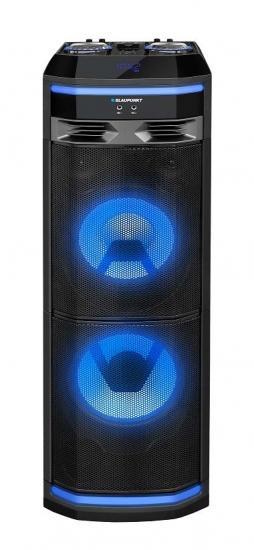 Głośnik Blaupunkt PS11DB zestaw karaoke MP3 BT LED