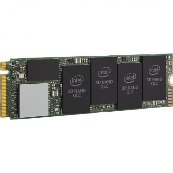Intel SSD 660p Series 1TB, M.2 80mm PCIe 3.0 x4 NVMe, 1800/1800 MB/s, 3D2, QLC