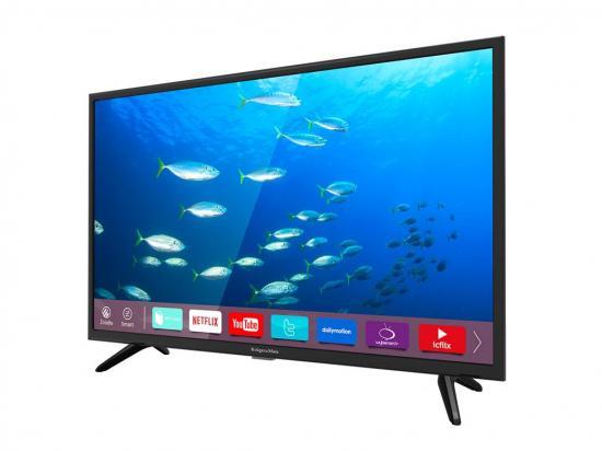 Kruger&Matz TV 40'' seria A, DVB-T2/S2 FHD smart