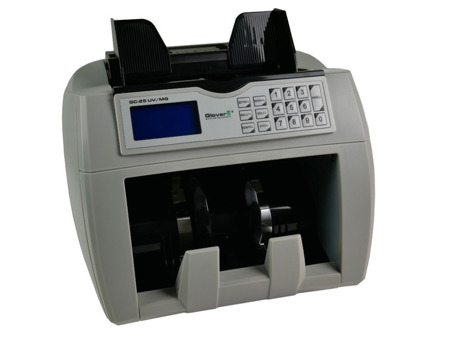 Liczarka banknotów GLOVER GC-25 UV / MG