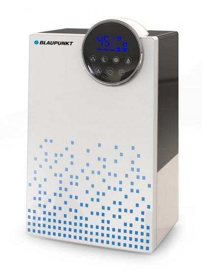 Nawilżacz powietrza jonizator z aromateriapią 3w1