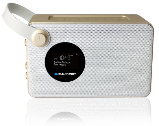 Radio przenośne Blaupunkt PP16DAB,DAB+/FM PLL,SD/USB/AUX bluetooth, akumulator
