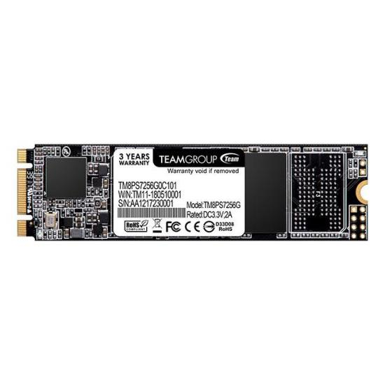 Team Group Dysk SSD MS30 256GB M.2 SATA, 550/470 MB/s
