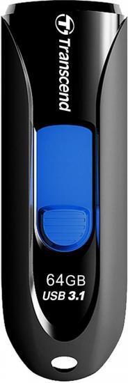 Transcend USB 64GB Jetflash 790 USB 3.0, black