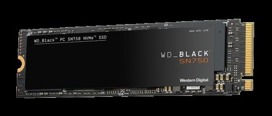 WD Black SN750 NVMe SSD 500GB M.2 PCI-E 3470/2600MB/s